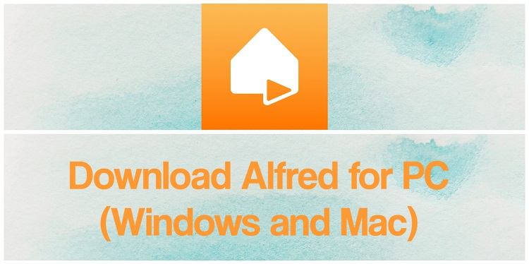 Alfred WebViewer App for PC
