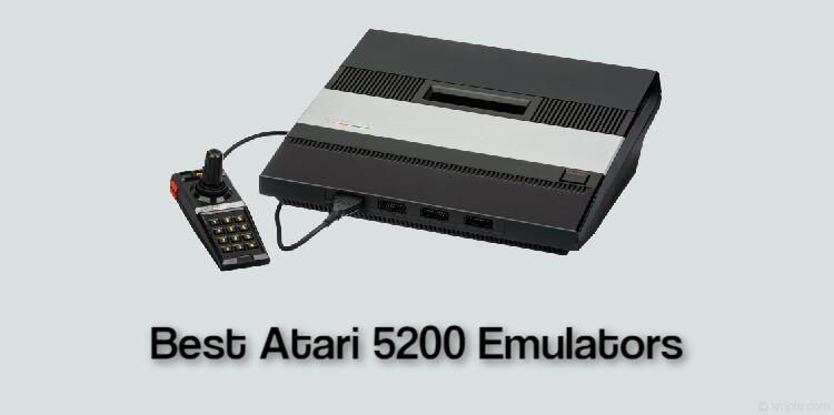 Atari 5200 Emulator