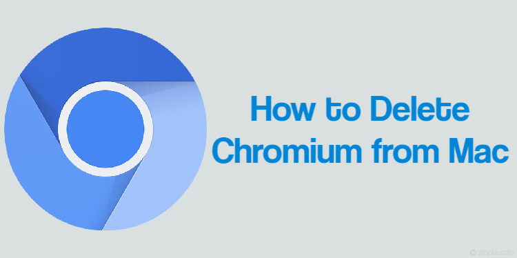 Delete Chromium from Mac
