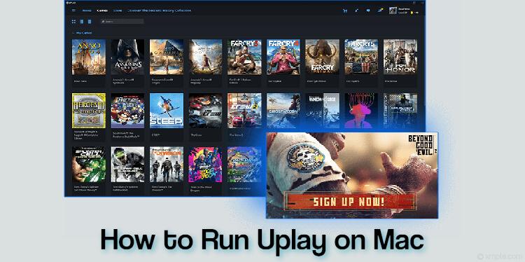 Uplay on Mac