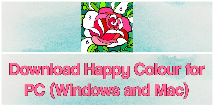 Download Happy Colour for PC (Windows and Mac)