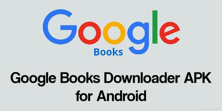 Google Books Downloader APK