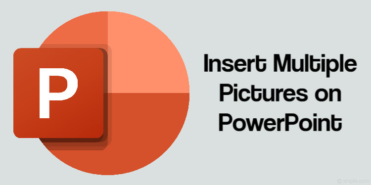 How to Insert Multiple Pictures on PowerPoint with a Mac Device