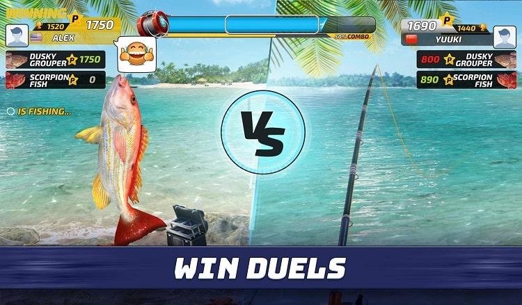 Fishing Clash - Catch Big Fish - Bass Hunting Games