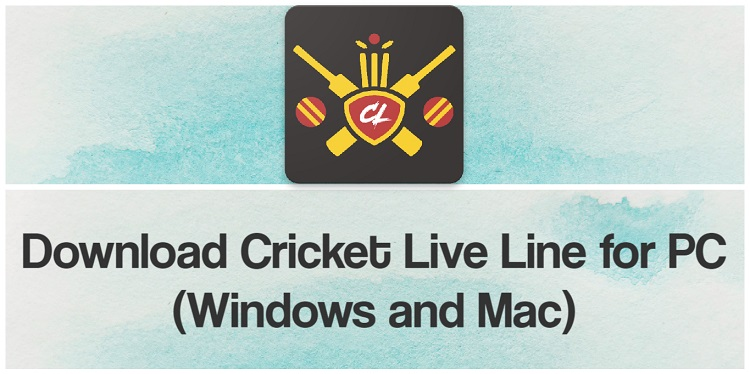 Download Cricket Live Line for PC (Windows and Mac)