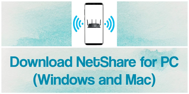 Download NetShare for PC (Windows and Mac)