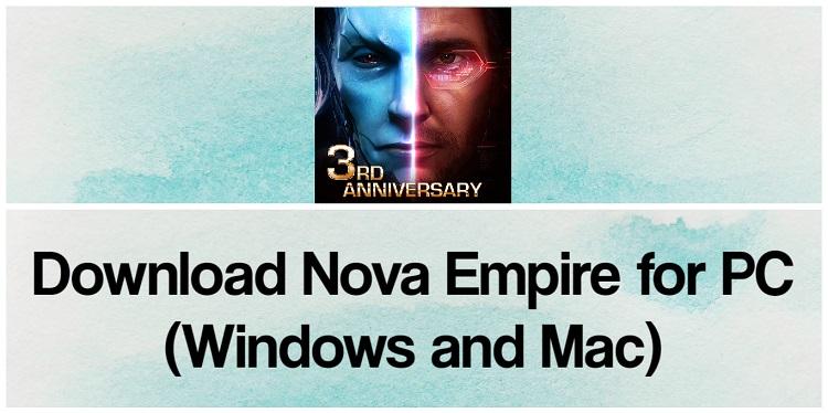Download Nova Empire for PC (Windows and Mac)
