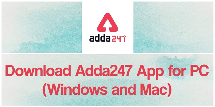 Download Adda247 for PC (Windows and Mac)