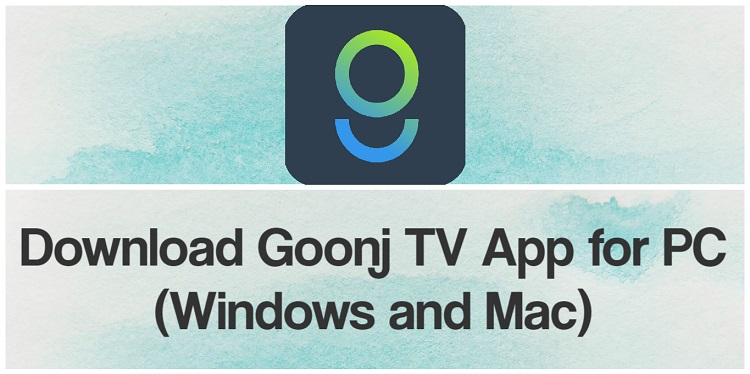 Download Goonj TV App for PC (Windows and Mac)