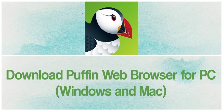 Download Puffin Web Browser for PC (Windows and Mac)
