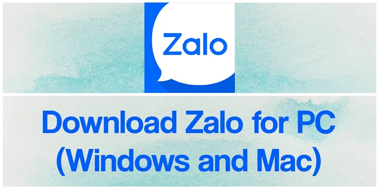 Download Zalo for PC (Windows and Mac)