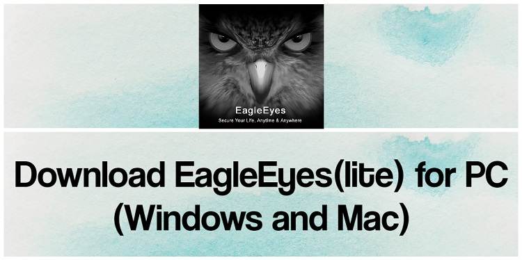 Download EagleEyes(Lite) for PC (Windows and Mac)