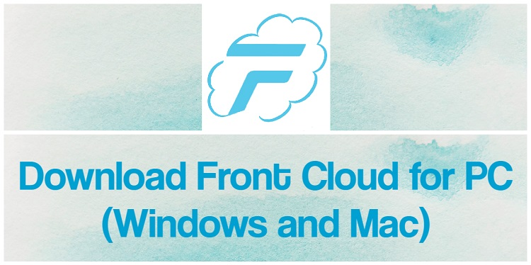 Download Front Cloud for PC (Windows and Mac)