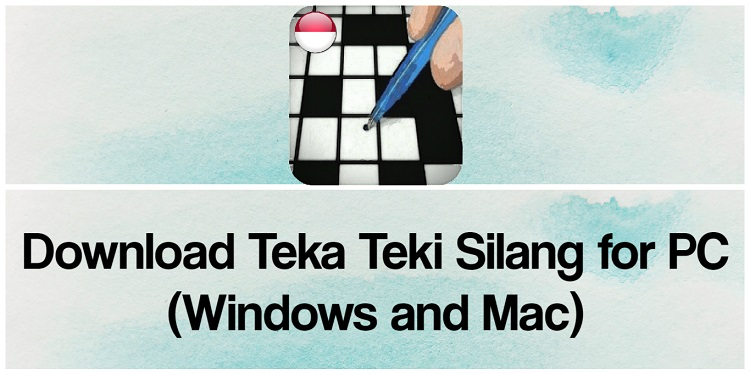 Download Teka Teki Silang for PC (Windows and Mac)