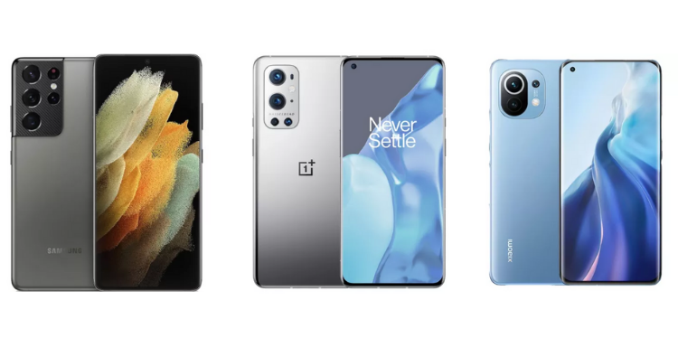 The Best Android Smartphones to Have in 2021