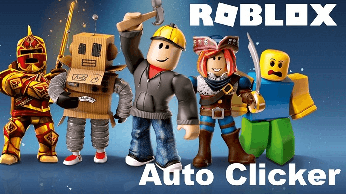 Download Auto Clicker for Roblox