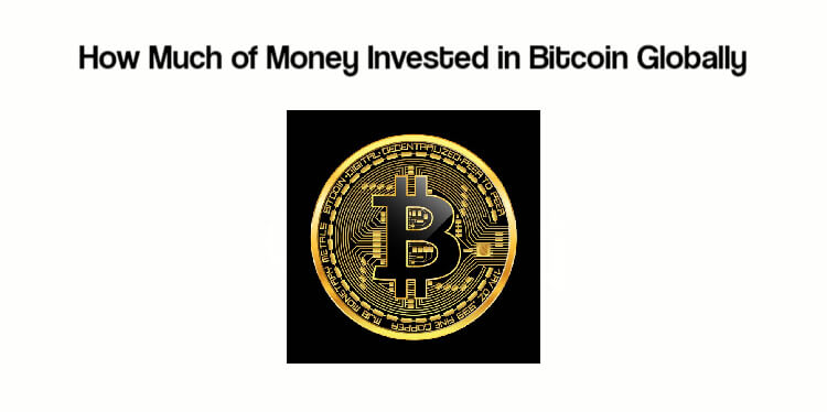 How Much Of Money Invested In Bitcoin Globally
